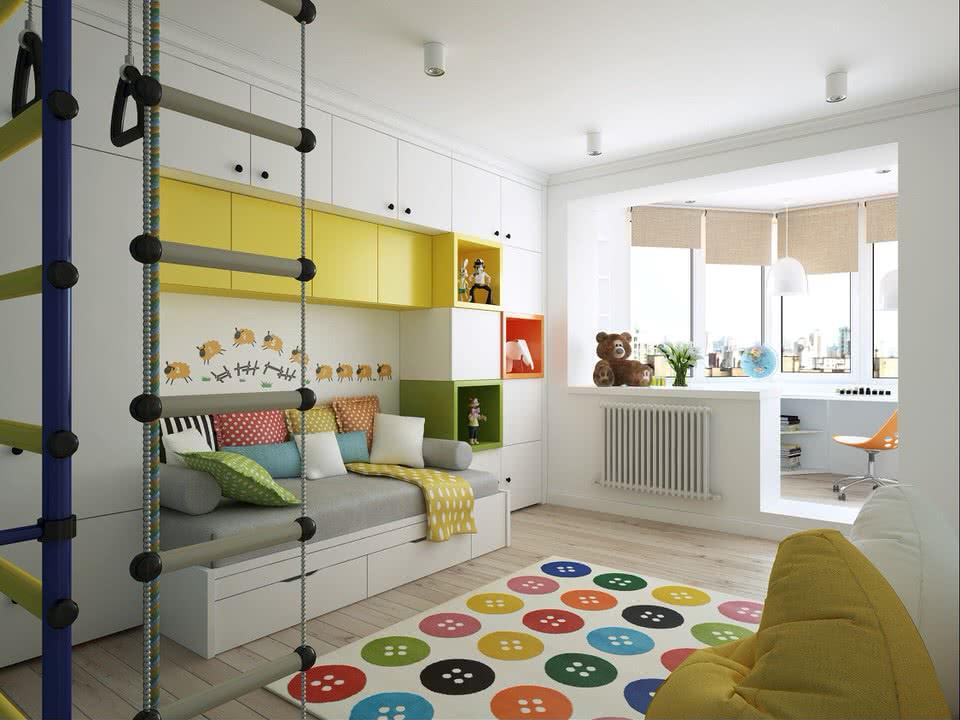 Чрезмерное заполнение комнаты