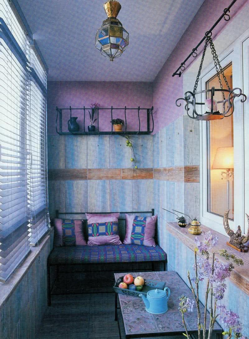 Дизайн балкона: от нежилого пространства к функциональному п.