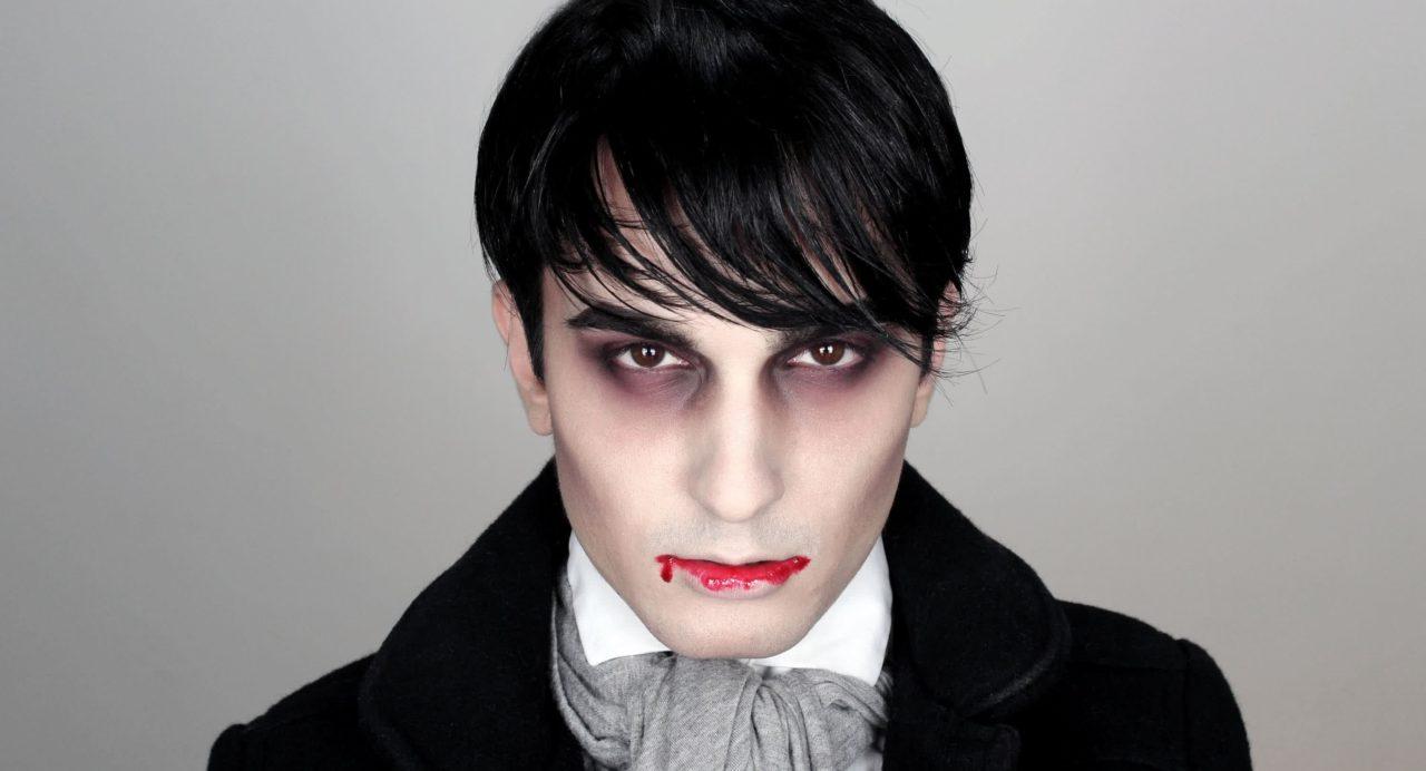 Грим вампир